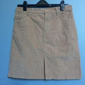 Marc Jacobs Corduroy Skirt